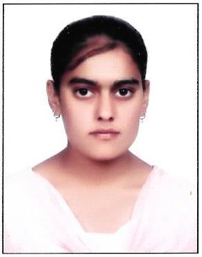 Jaspreet Kaur  (Jangpur)                7.5 Band
